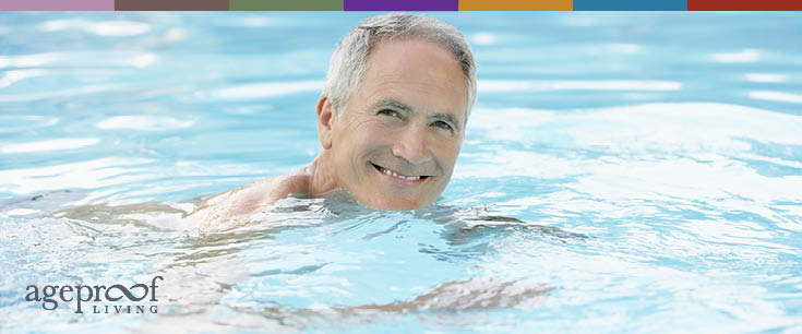 benefits of swimming for men