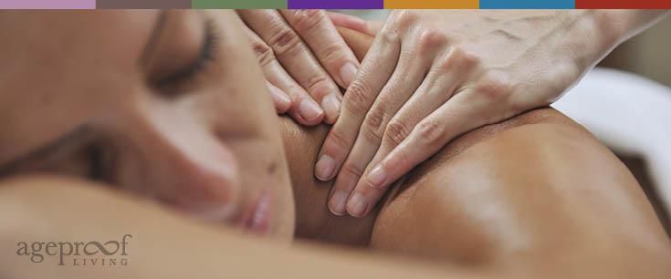 destress massage