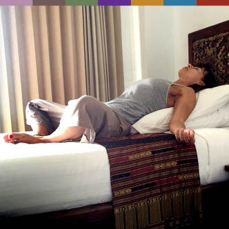 difficulty sleeping through the night