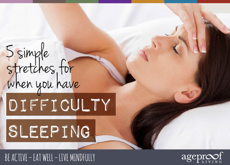 difficulty sleeping