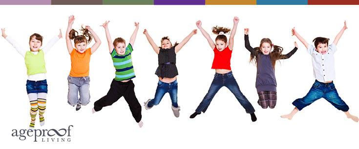 fitness program for kids