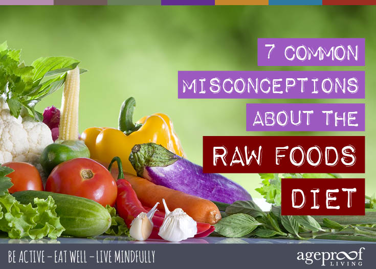 How To Ease Into A Raw Food Diet