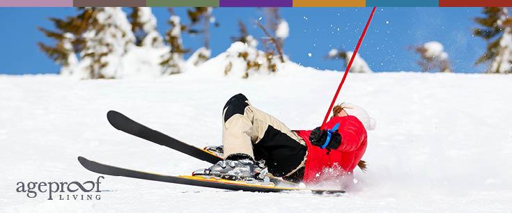 skiing ankle injuries