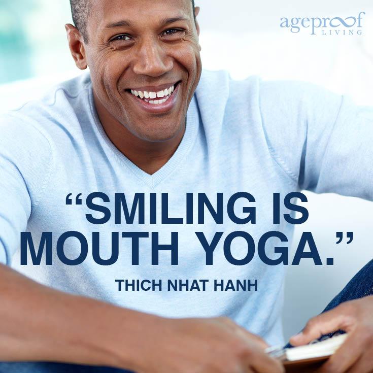 yoga anti-aging